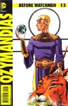 Before Watchmen Ozymandias #5 Cover B Incentive Jill Thompson Variant Cover