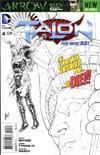 Talon #4 Incentive Guillem March Sketch Cover