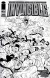 Invincible #100 Cover H Incentive Ryan Ottley Wraparound Sketch Cover