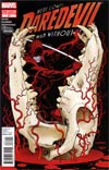 Daredevil Vol 3 #21 2nd Ptg Paolo Rivera Variant Cover