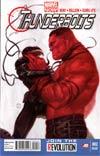 Thunderbolts Vol 2 #2 Cover C 2nd Ptg Steve Dillon Variant Cover