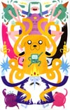 Adventure Time #12 Cover C Incentive Lilli Carre Virgin Variant Cover
