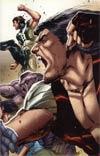 Deathmatch #2 Incentive Trevor Hairsine Virgin Wraparound Variant Cover