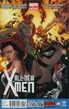 All-New X-Men #5 2nd Ptg Stuart Immonen Variant Cover