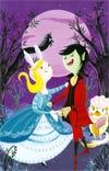 Adventure Time Fionna & Cake #2 Incentive Stephanie Buscema Virgin Variant Cover