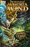 Adventures Of Augusta Wind #4 Incentive Vassilis Gogtzilas Variant Cover