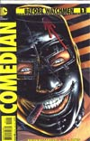 Before Watchmen Comedian #1 Cover D Combo Pack Without Polybag