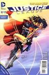 Justice League Vol 2 #12 Combo Pack Without Polybag