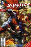 Justice League Vol 2 #14 Combo Pack Without Polybag