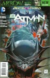 Batman Vol 2 #17 Cover B Variant Tony S Daniel Cover (Death Of The Family Tie-In)
