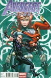 Avengers Assemble #12 Incentive Mike McKone Variant Cover