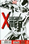 Uncanny X-Men Vol 3 #1 Incentive Joe Quesada Sketch Cover