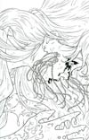 Supurbia Vol 2 #4 Incentive Russell Dauterman Virgin Sketch Cover