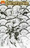 Pathfinder #5 Incentive Matteo Scalera Black & White Cover