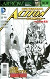 Action Comics Vol 2 #17 Incentive Rags Morales Sketch Cover