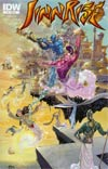 Jinnrise #2 Incentive Daxiong Guo Variant Cover