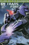 Transformers Prime Rage Of The Dinobots #4 Incentive Nick Roche Interconnected Variant Cover