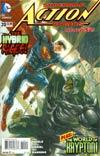 Action Comics Vol 2 #20 Regular Tony S Daniel Cover