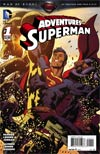 Adventures Of Superman Vol 2 #1 Regular Bryan Hitch Cover