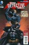 Detective Comics Vol 2 #20 Regular Jason Fabok Cover