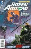 Green Arrow Vol 6 #20 Regular Andrea Sorrentino Cover