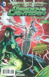 Green Lantern Vol 5 #20 Combo Pack With Polybag (Wrath Of The First Lantern Tie-In)