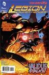 Legion Of Super-Heroes Vol 7 #20