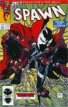 Spawn #231 Regular Todd McFarlane Cover