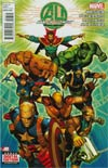 Age Of Ultron #7 Regular Brandon Peterson Cover