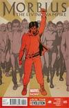 Morbius The Living Vampire Vol 2 #5