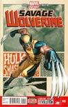 Savage Wolverine #5 Regular Frank Cho Cover