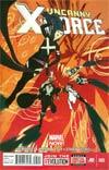Uncanny X-Force Vol 2 #5 Regular Kris Anka Cover