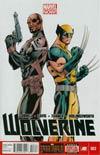 Wolverine Vol 5 #3 Regular Alan Davis Cover