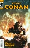 King Conan Hour Of The Dragon #1 Regular Gerald Parel Cover
