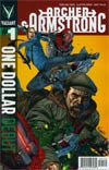 Archer & Armstrong Vol 2 #1 One Dollar Debut Edition