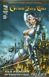 Grimm Fairy Tales #85 Cover A Jamie Tyndall (Unleashed Part 2)