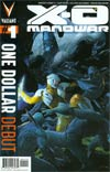 X-O Manowar Vol 3 #1 Cover K One Dollar Debut Edition