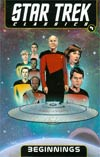 Star Trek Classics Vol 4 Beginnings TP