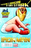 Iron Man Vol 5 #9 Midtown Exclusive Greg Land Variant Cover