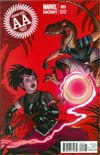 Avengers Arena #5 Incentive Joe Quinones Variant Cover