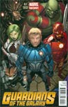 Guardians Of The Galaxy Vol 3 #0.1 Incentive Ed McGuinness Variant Cover
