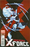 Uncanny X-Force Vol 2 #2 Incentive Ed McGuiness Variant Cover