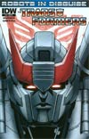 Transformers Robots In Disguise #14 Incentive Marcelo Matere Variant Cover