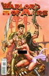 Warlord Of Mars #23 Incentive Lui Antonio Risque Variant Cover