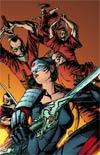 Katana #2 Incentive David Finch Sketch Cover