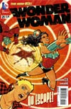 Wonder Woman Vol 4 #21 Cover A Regular Cliff Chiang Cover