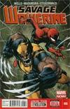 Savage Wolverine #6 Cover A Regular Joe Madureira Cover