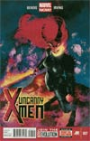 Uncanny X-Men Vol 3 #7 Cover A Regular Frazer Irving Cover