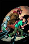 Archer & Armstrong Vol 2 #10 Cover A Regular Clayton Henry Cover