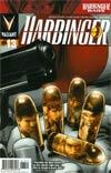Harbinger Vol 2 #13 Cover A Regular Patrick Zircher Cover (Harbinger Wars Tie-In)